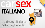 CarSex Italia by Annunci69.it